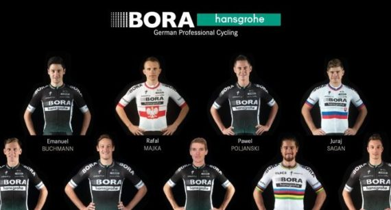 Boar Hansgrohe Tour 2017