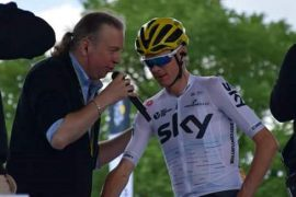 Chris Froome Sky