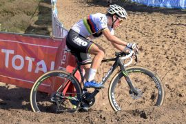 Sanne Cant cyclocross Superprestige